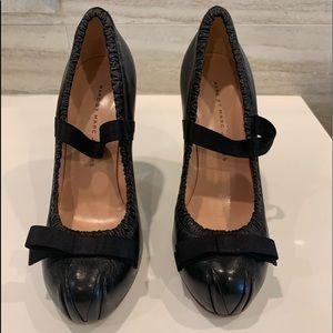 Marc by Marc Jacobs black heels